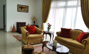 Putrajaya Three Bedrooms Modern and Cozy Apartment