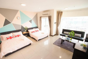 Ipoh Tower Apartment by Ipoh Experience Homestay