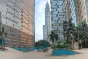 Exclusive Apartment at Marc Residence (Opposite of Petronas Twin Tower)