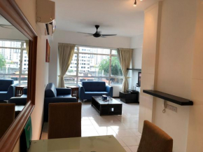 Brand New Full Apartment @ Bukit Bintang