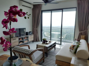 Puteri Harbour 2 Bedroom Luxury Apt