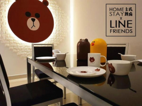 Line Friends Homestay