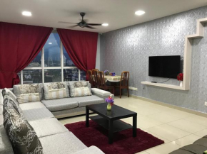 Setapak central apartment